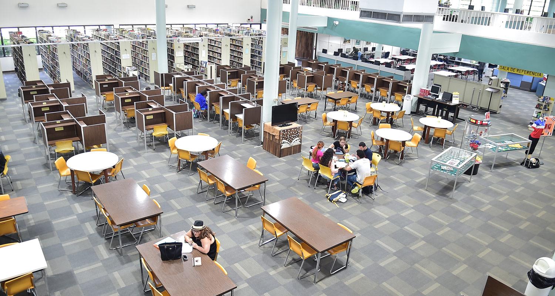 Servicios de biblioteca disponibles para la facultad
