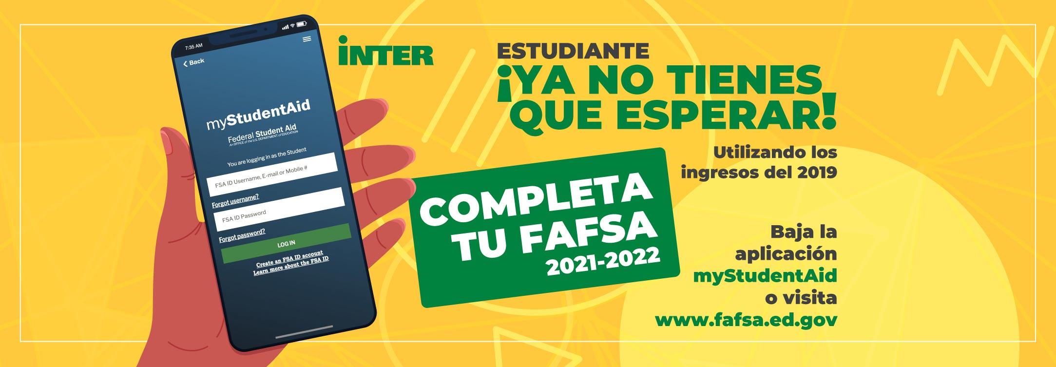 FAFSA 2020