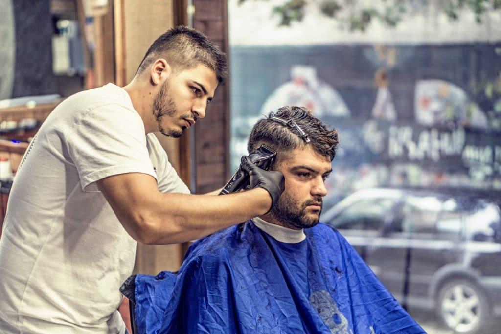 Técnico de Barbería