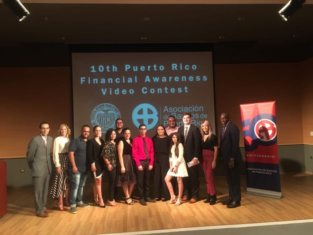 "Ganadores ""Financial Awareness Contest Vídeo""-ABPR"
