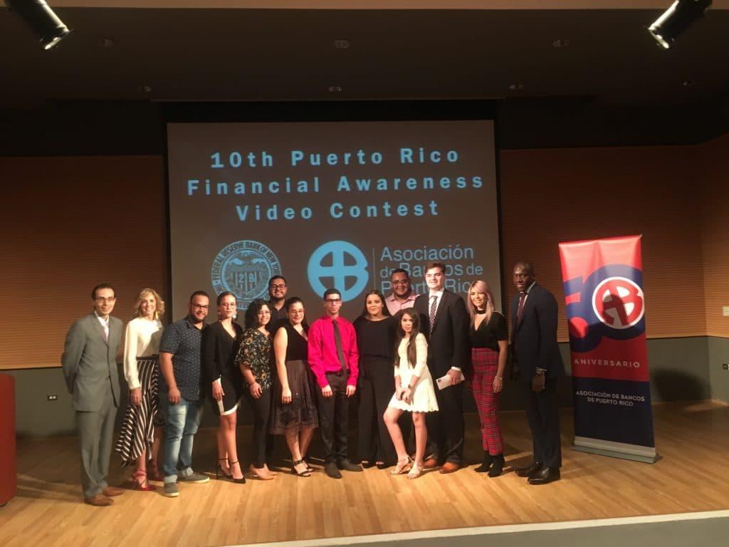 "Ganadores ""Financial Awareness Contest Vídeo""-ABPR"
