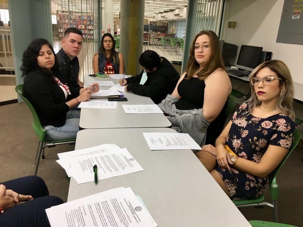 Primera reunión proyecto InterEmprende