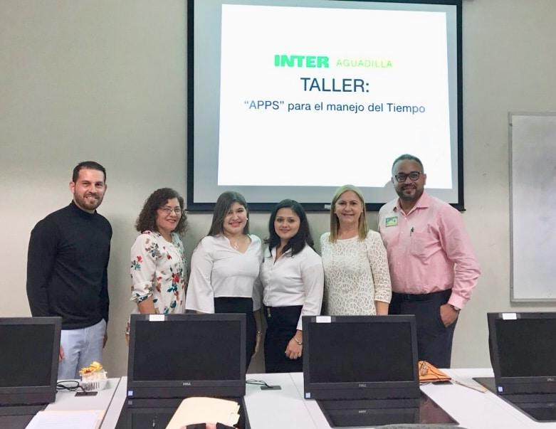 """Taller: """"Apps"""" para el Manejo del Tiempo"""