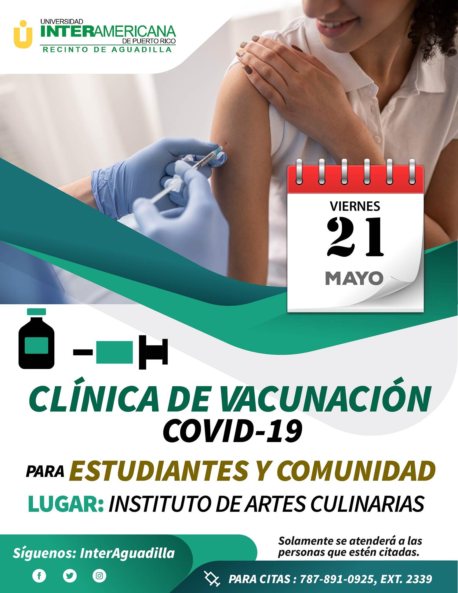Clínica de Vacunación