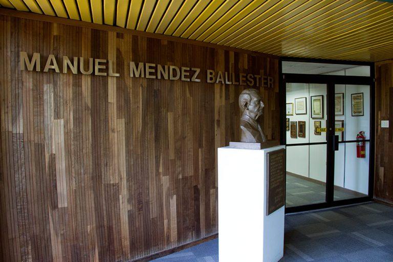 Sala Manuel Méndez Ballester